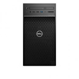 DELL Precision 3630 3.8 GHz Intel® Xeon® E-2174G Black Tower Workstation (0M4JP)