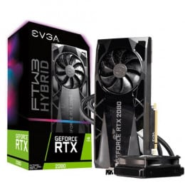 EVGA 08G-P4-2284-KR graphics card GeForce RTX 2080 8192 GB GDDR6 (08G-P4-2284-KR)