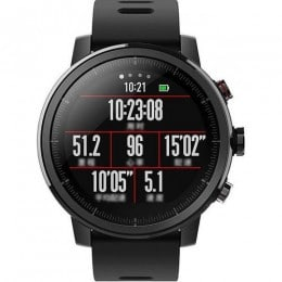Xiaomi Amazfit Pace 2 Stratos smartwatch black global version