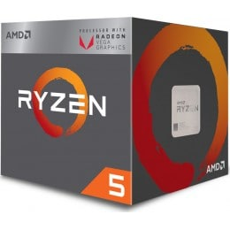 AMD Ryzen 5 2400G Βox (YD2400C5FBBOX)