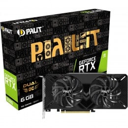 Palit GeForce RTX 2060 Dual OC