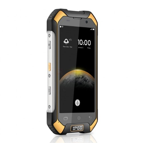 Blackview BV6000S 4G 16GB Dual-SIM violet black EU