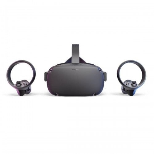 Oculus Quest 128GB, VR goggles (black, all-in-one gaming system)